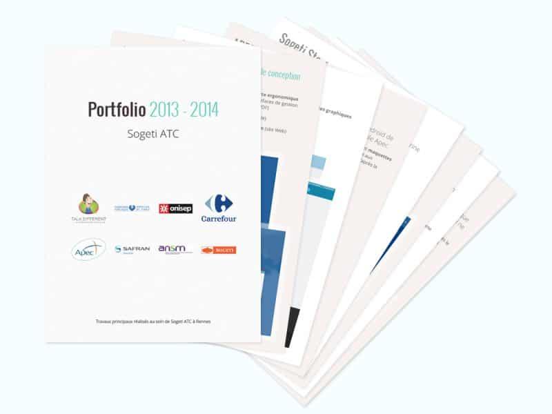 Illustration portfolio pro