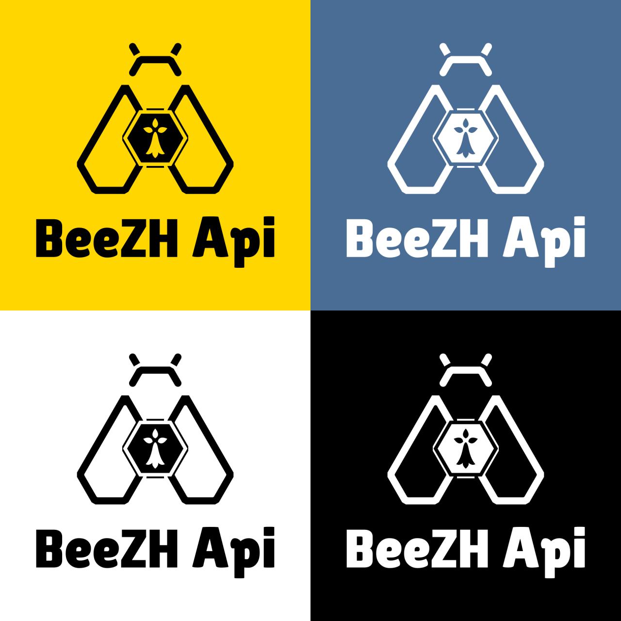 Logo Beezh Api déclinaisons